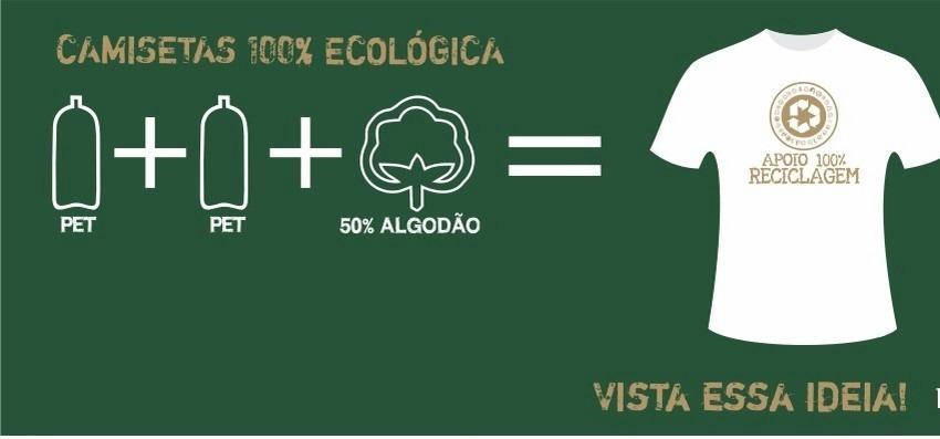 camiseta lisa tecido pet ecológico 30.01 - atacado e varejo. Carregando  zoom. 205a405a8df9d