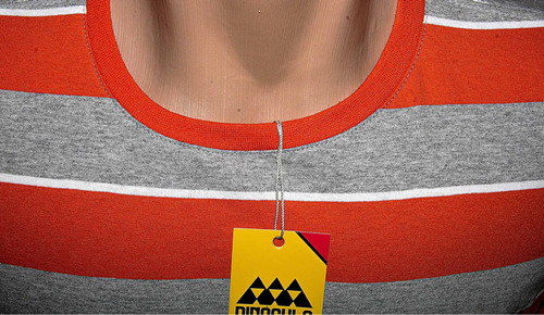 camiseta listra pináculo