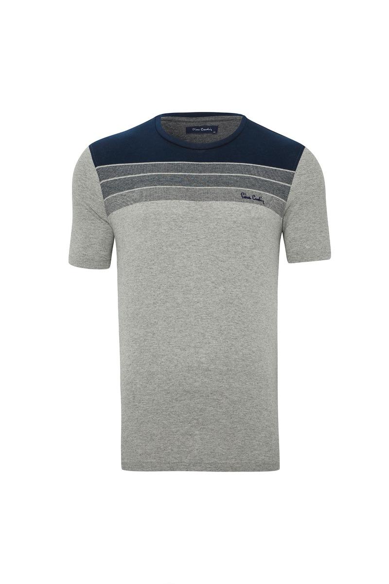 31b5900539 camiseta listrada indian pierre cardin. Carregando zoom.