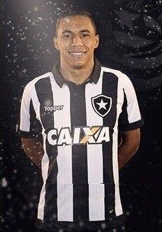 Camiseta Listrada Preto E Branco Botafogo - Topper - 2017 18 - R  75 ... bf21c7a5bc331