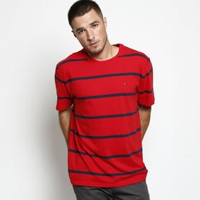 4b62f22353 Camiseta Lacoste Masculina Listrada De - Camisetas no Mercado Livre ...