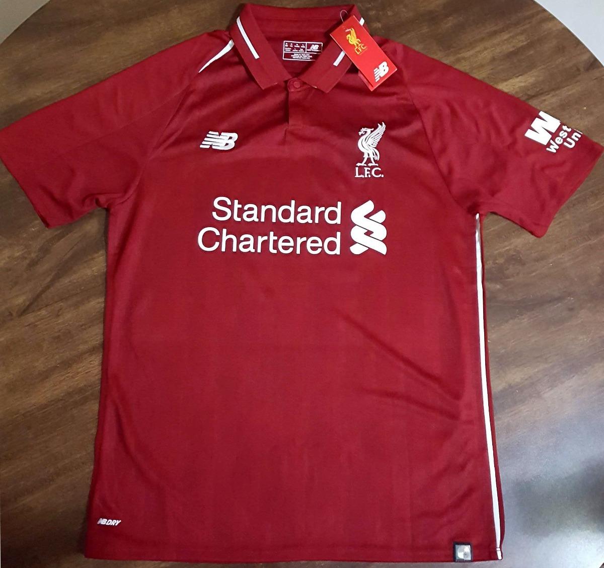 d4025d32c Camiseta Liverpool 2018-19
