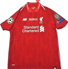cc4c6c29cb Camiseta Liverpool 2018 - Camisetas de Clubes Ingleses Liverpool Hombre en  Mercado Libre Chile
