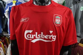 9626a382542 Camiseta Liverpool - Camisetas de Clubes Extranjeros para Hombre en Mercado  Libre Colombia