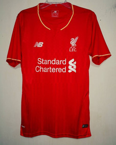 8937221ddf Camisetas de Clubes Ingleses Liverpool en Mercado Libre Chile