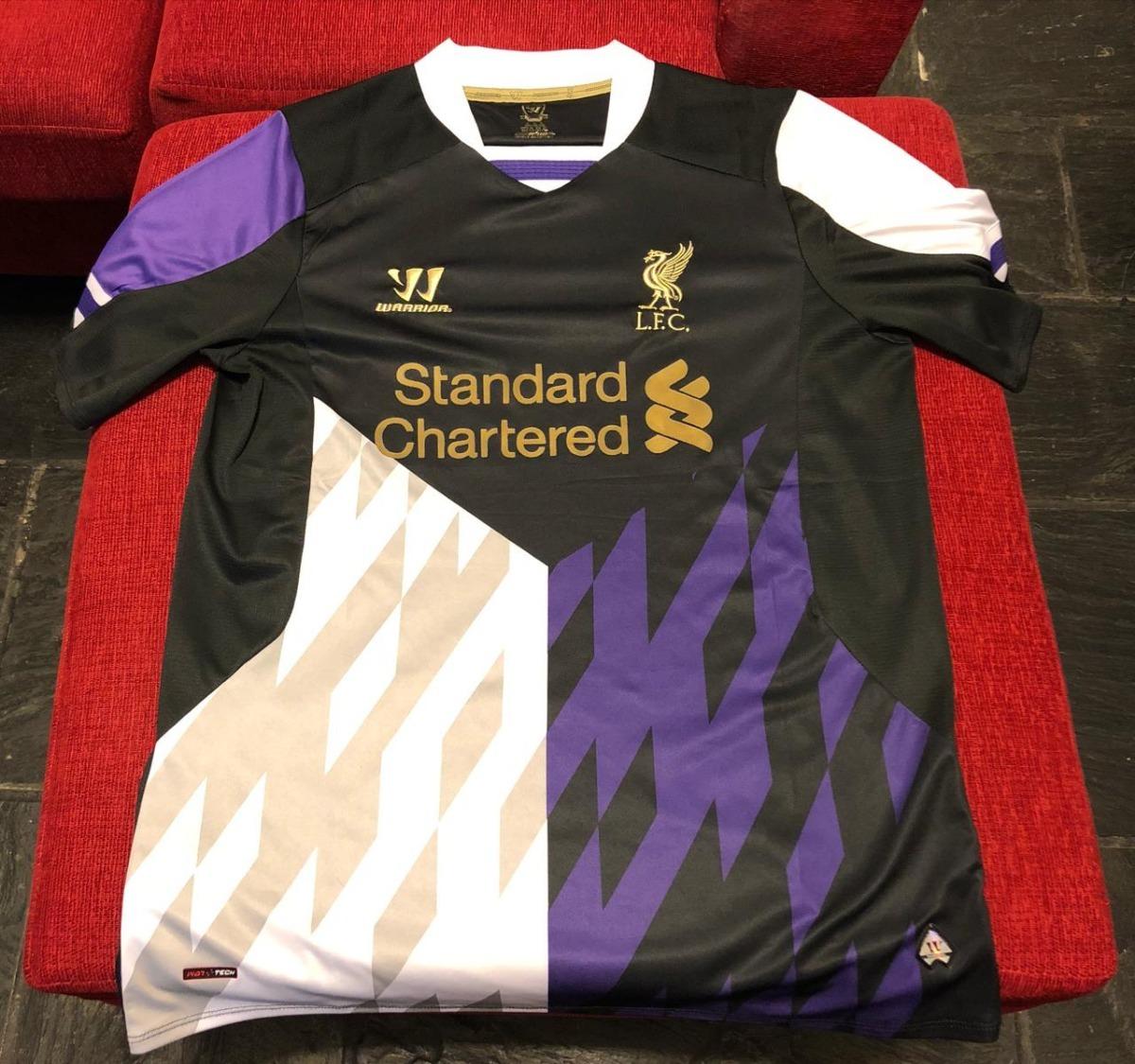 f563921266883 camiseta liverpool warrior - temporada 2013 14. Cargando zoom.