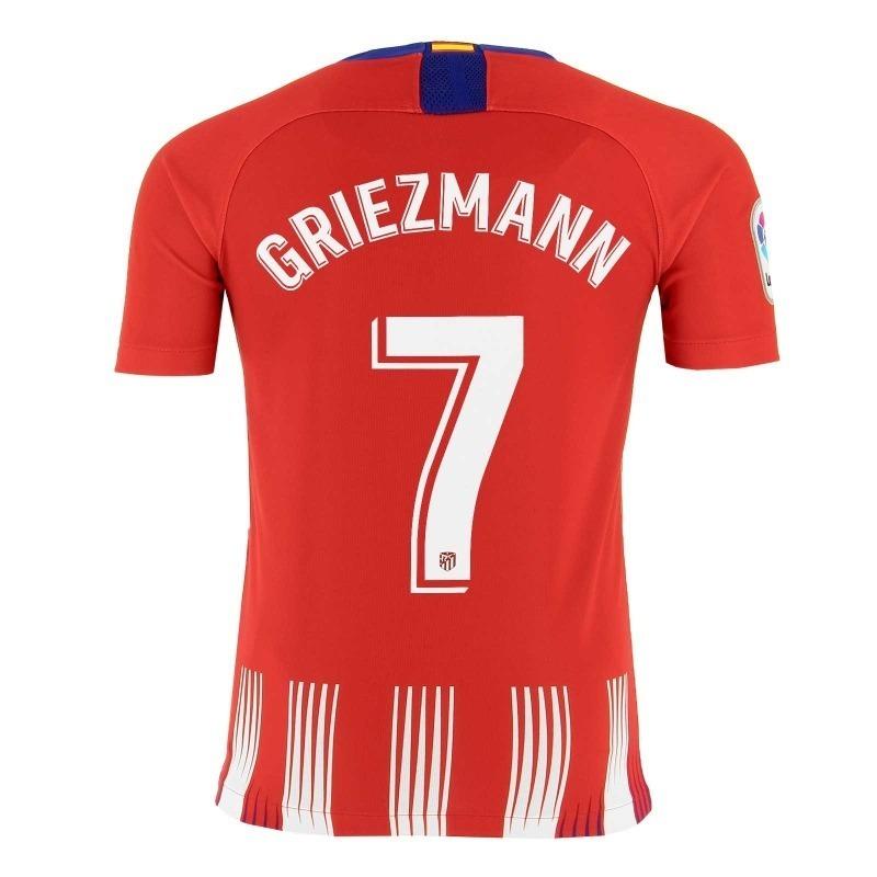 77892f9bd camiseta local atletico madrid 2019 nike griezmann 7. Cargando zoom.