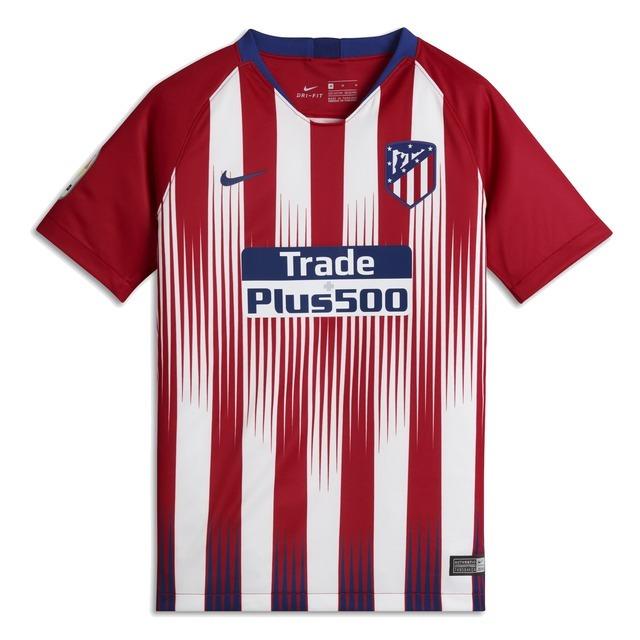 Camiseta Local Atletico Madrid 2019 Nike Personalizada -   2.219 55f275a765222