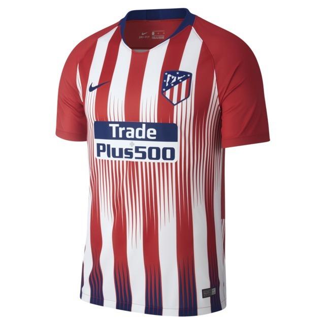 Camiseta Local Atletico Madrid 2019 Nike Personalizada -   1.919 3012fee0f37fa