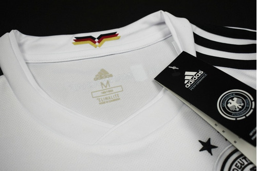camiseta local seleccion alemania mundial rusia 2018 kroos