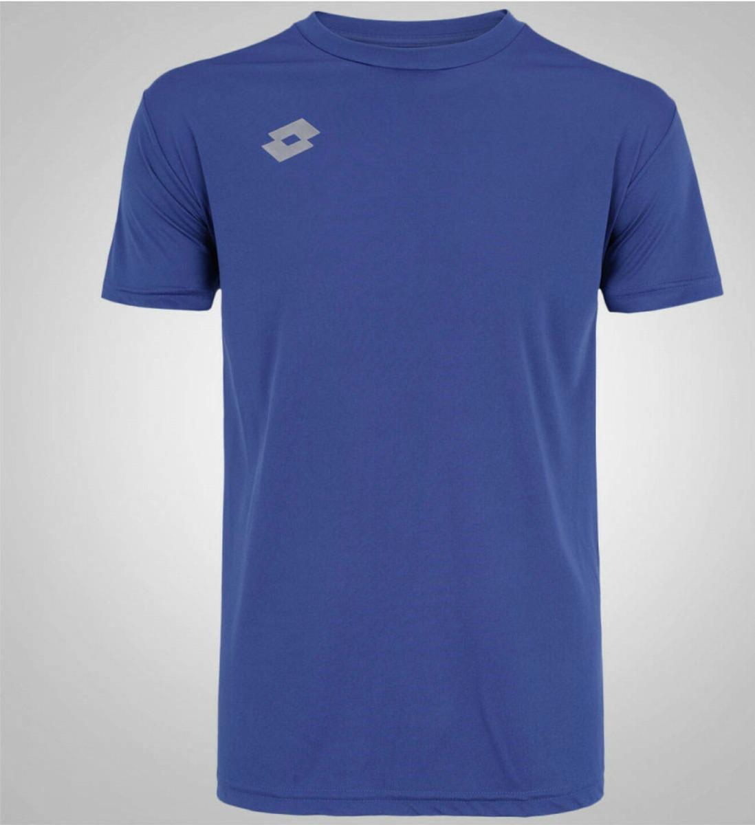camiseta lotto brodsy poli - masculina azul escuro. Carregando zoom. 51d69a84a4fc4