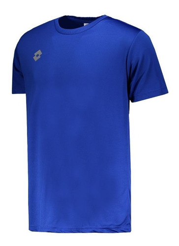 camiseta lotto brodsy royal