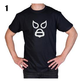 Camiseta Lucha Libre El Santo