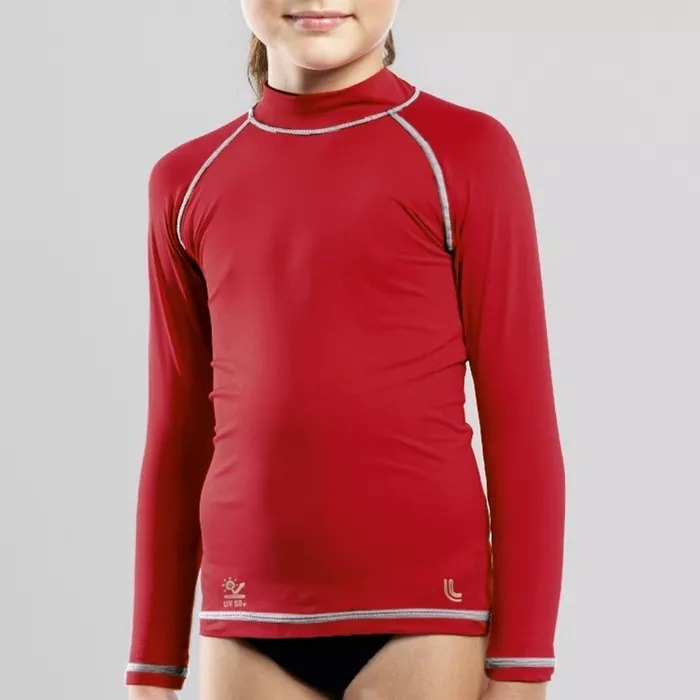 106bcd9d5a Camiseta Lupo Unissex Infantil Proteção Solar Uv 50+  2 A 12 - R  59 ...