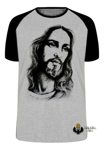 camiseta luxo jesus cristo deus verdadeiro salvador cristão