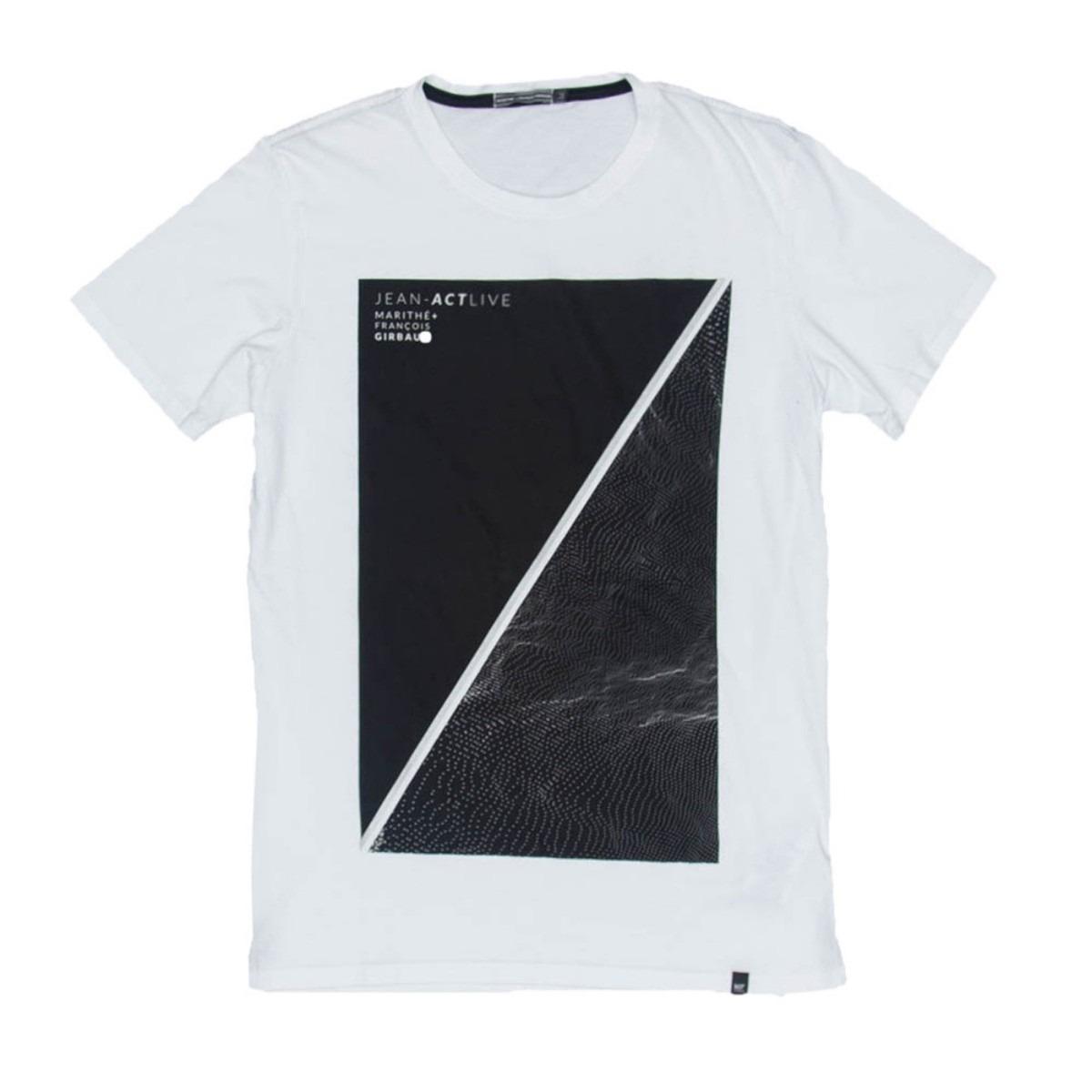 848816c360 Camiseta M. De Marithe + Francois Girbaud Para Hombre - U S 39