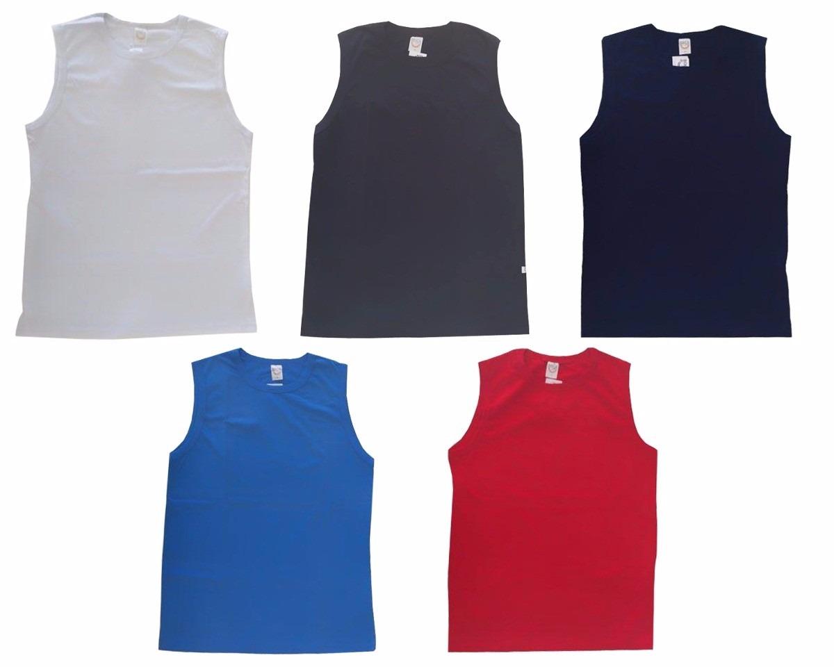 10d7ff3485a2e camiseta machão lisa cores 100% algodão fio 30.1 liquidação. Carregando zoom .