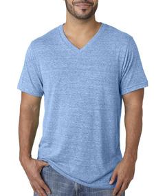 8b3d057f22 Camiseta Lisa Gola V - Calçados