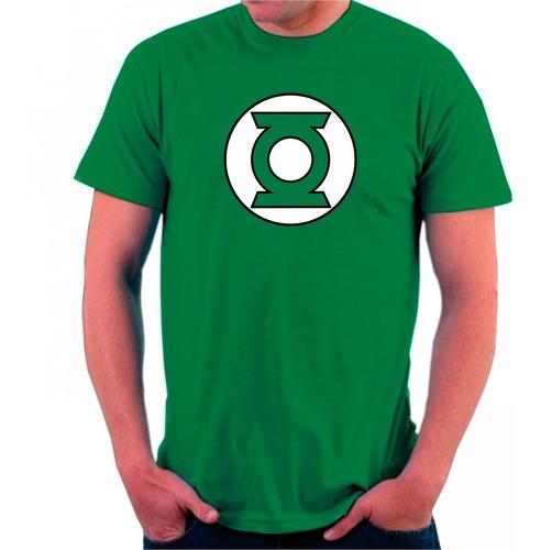 camiseta malha pv - lanterna verde