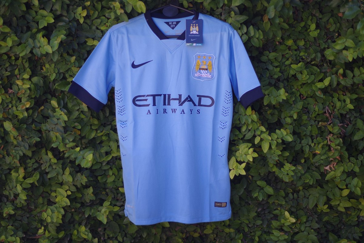 f0d38d519 camiseta manchester city 2015 y 2016. Cargando zoom.
