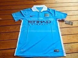 cb6edbf7f Camiseta Manchester City 2015 16 -   550