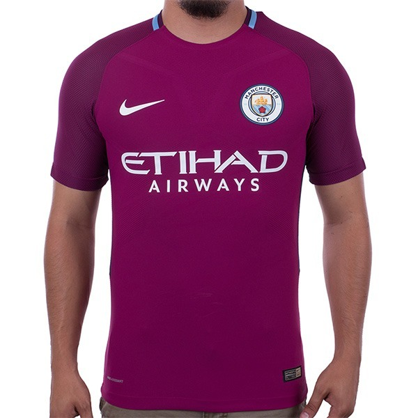 camiseta alterna del manchester city