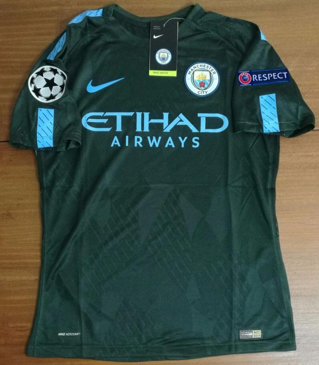ba36afe1f Camiseta Manchester City 2017