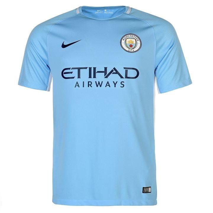 51a82c1a9 Camiseta Manchester City Nike 2017 Original Muito Barato!!! - R  130 ...