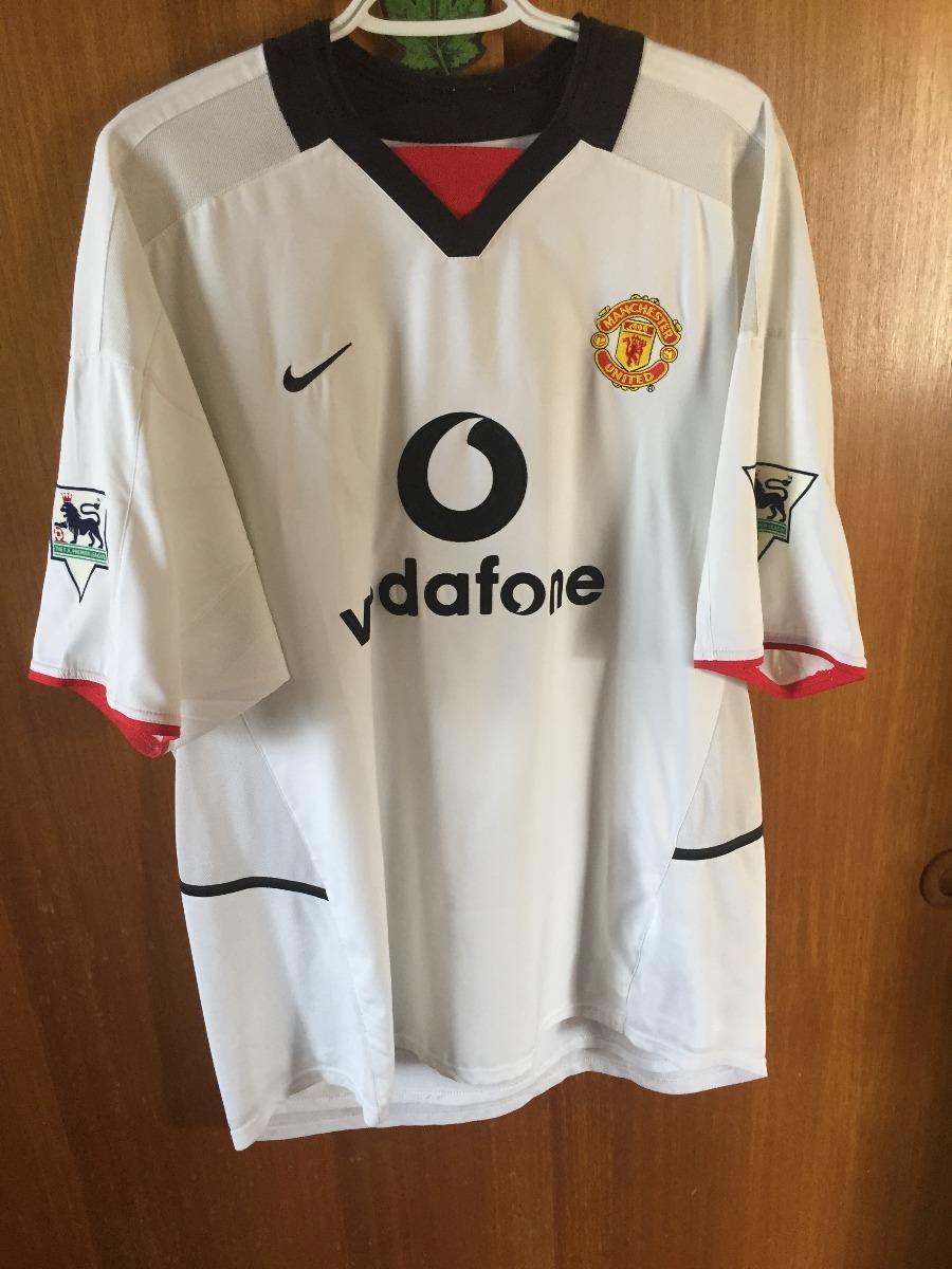 6f10c4d4a617f Camiseta Manchester United 2002-2003 Suplente -   35.000 en Mercado ...
