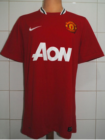 984c02a6c3623 Polera Manchester United - Camisetas de Clubes Ingleses Manchester en  Mercado Libre Chile