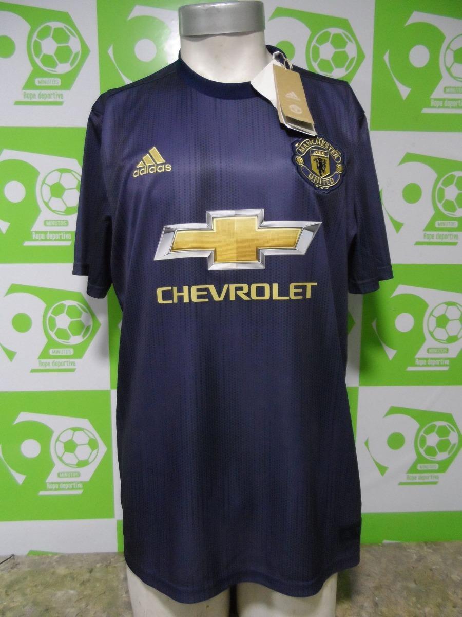 e7367febe0c camiseta manchester united 2018-2019 tercera adidas nueva. Cargando zoom.