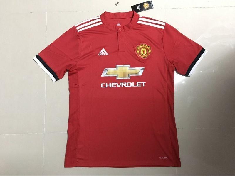 camiseta manchester united home 2017 2018 original importada. Carregando  zoom. 4190f1945301a