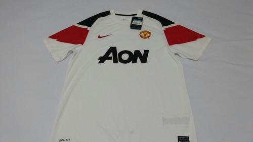 camiseta manchester united nike original - talla l