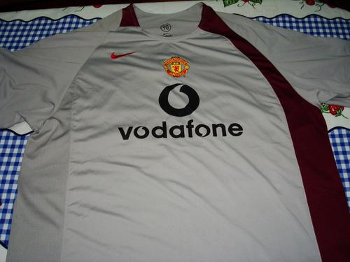 camiseta manchester united. recambio