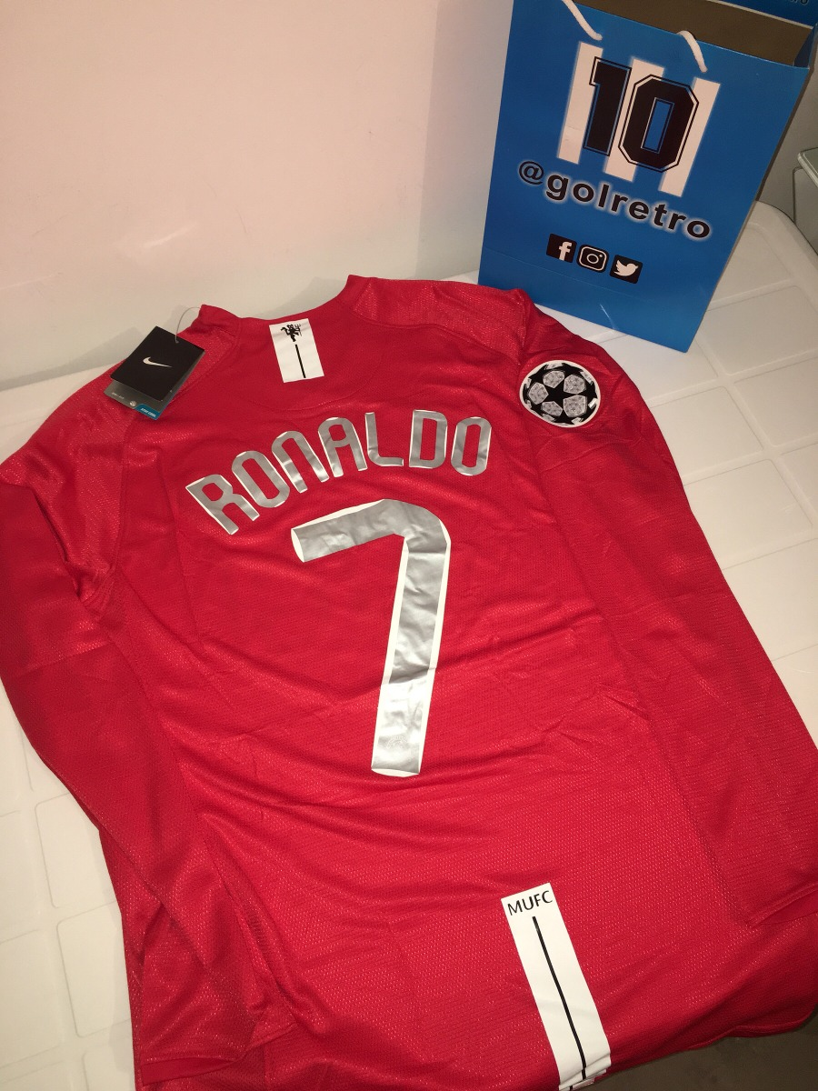 camiseta manchester utd cristiano ronaldo final champions. Cargando zoom. 37ed516fa24f4