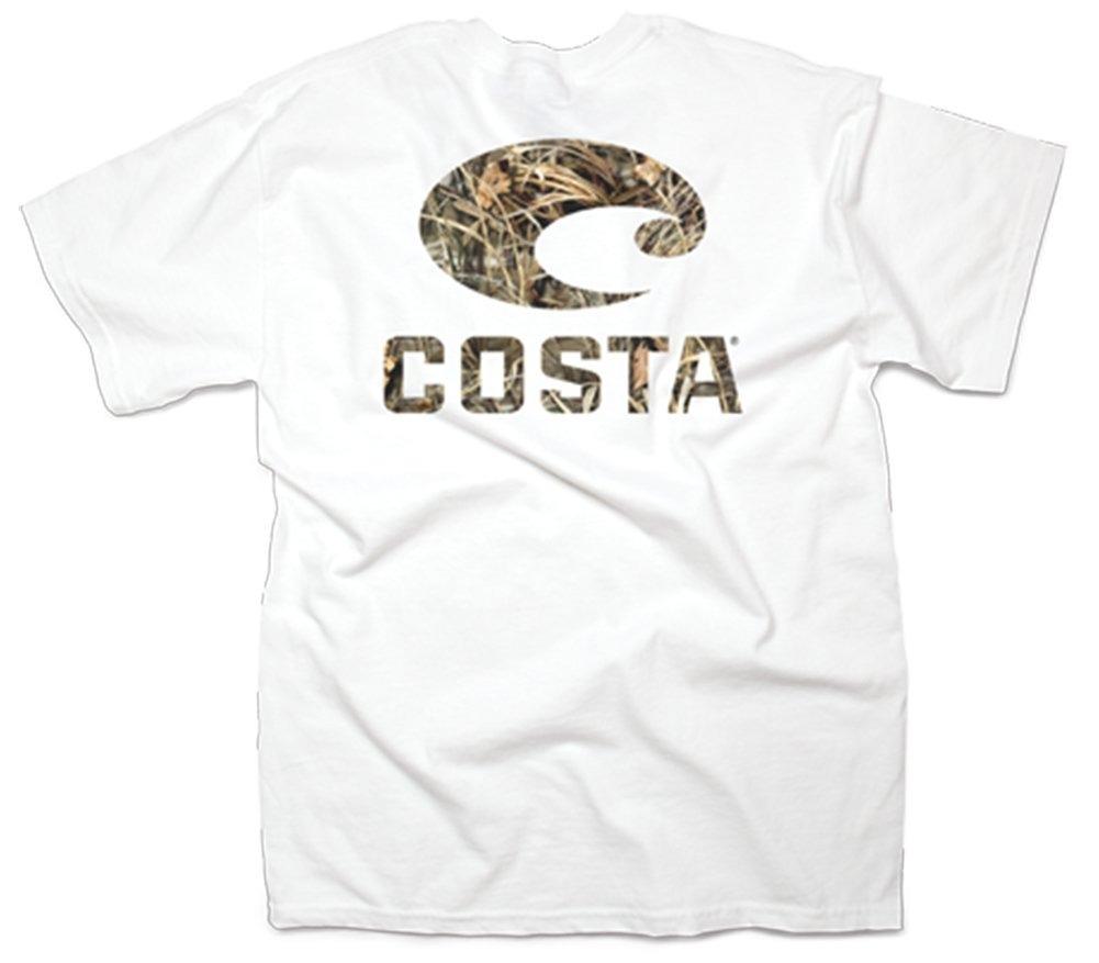 62b4840c7ce1 Camiseta Manga Corta Real Tree Max4 De Costa Del Mar - $ 1,060.00 en ...