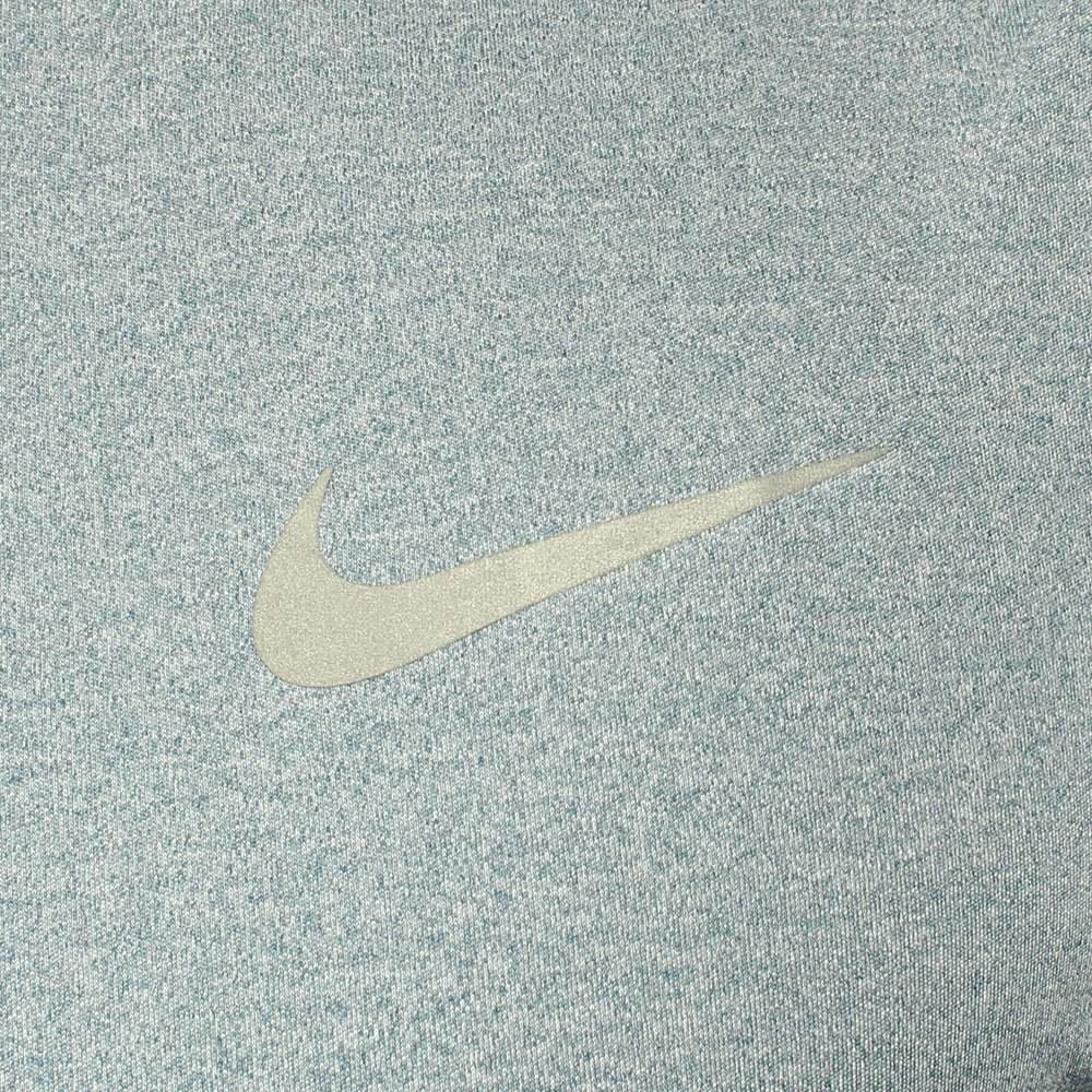 Camiseta Nike Manga Curta Dry Miler Top Homem Tênis Preto - R  109 ... 111add0c42ade
