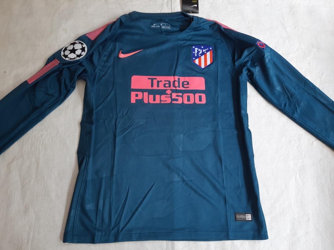 Alternativa 2018 00 Madrid 499 1 Camiseta Atlético Manga Larga pwIW8qXR