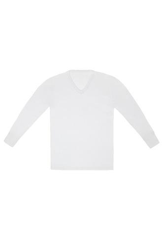 camiseta manga larga niño/hombre interlock tres ases