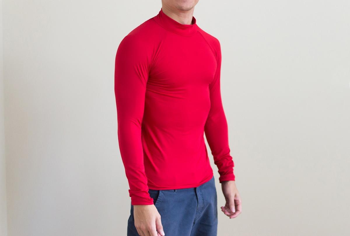 05b74ed31b camiseta manga longa dry fit proteção solar uv-50. Carregando zoom.