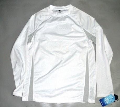 1c67b7f13 Camiseta Manga Longa Malha Fria Dry Fit 100%poliester - R  48