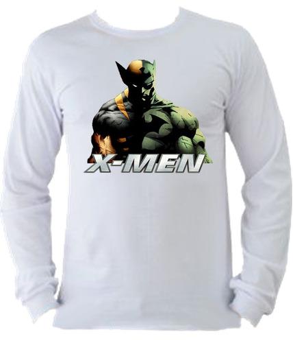camiseta manga longa man