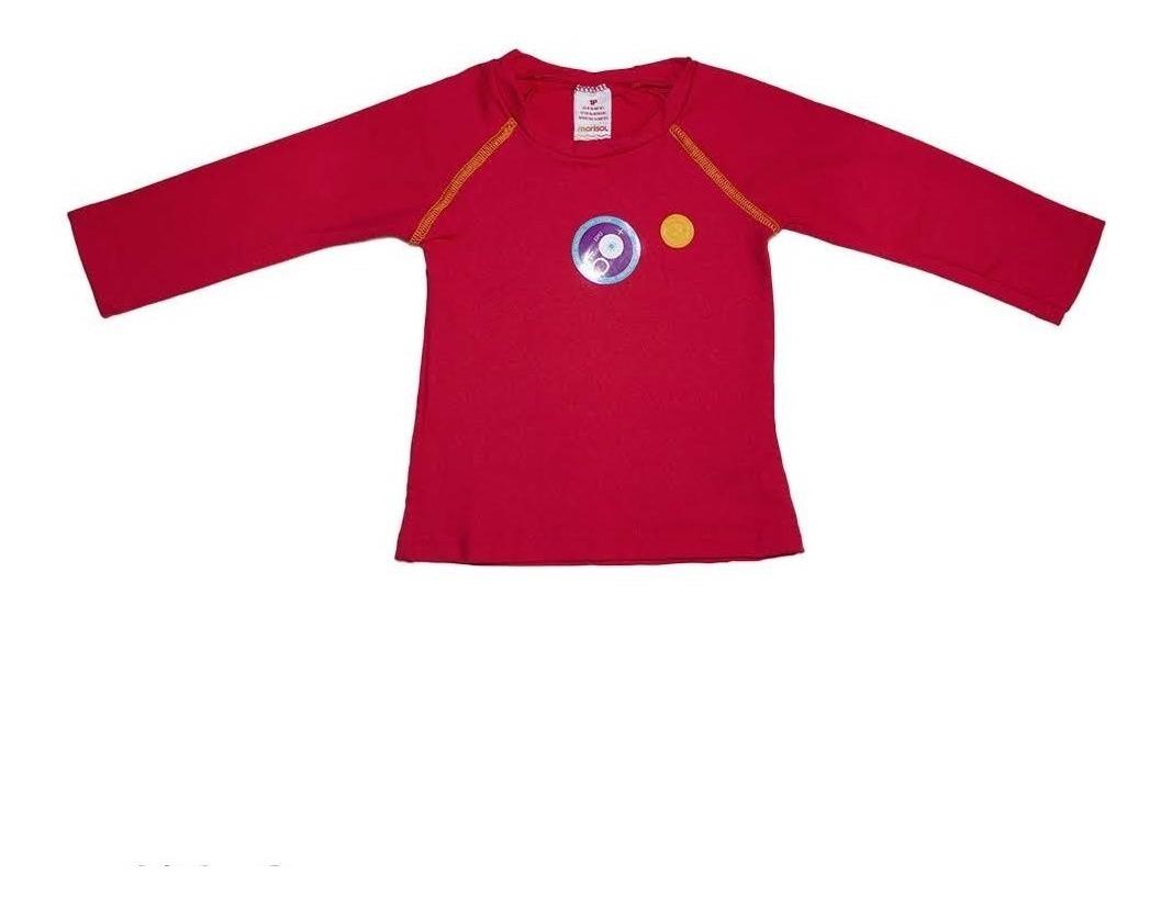 3ad02d9ba9bb camiseta manga longa marisol infantil proteção uv poliamida. Carregando  zoom.