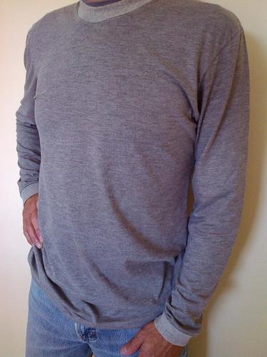 camiseta manga longa masc.(tecido p/v)