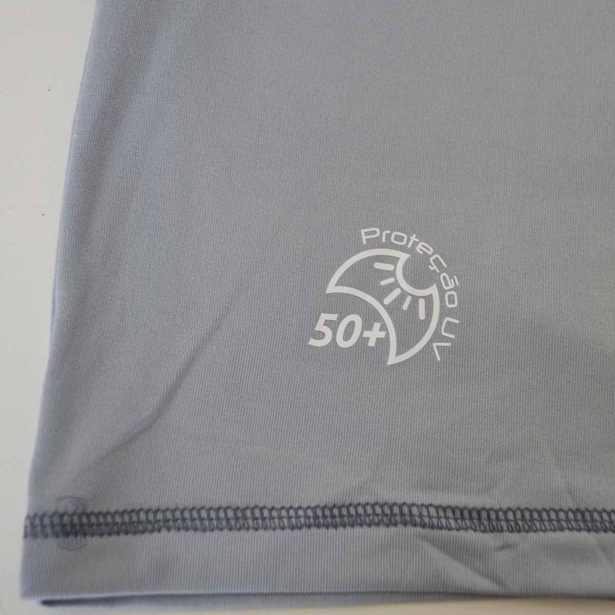 fd37273f2556e camiseta manga longa poker proteção uv 50+ bactericida c nf. Carregando zoom .