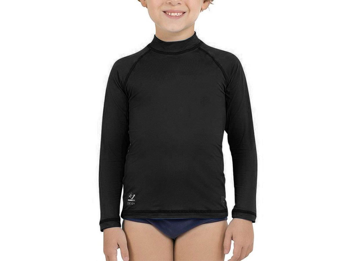 3da2fd4829 camiseta manga longa praia proteção uv+50 infantil - 77014. Carregando zoom.