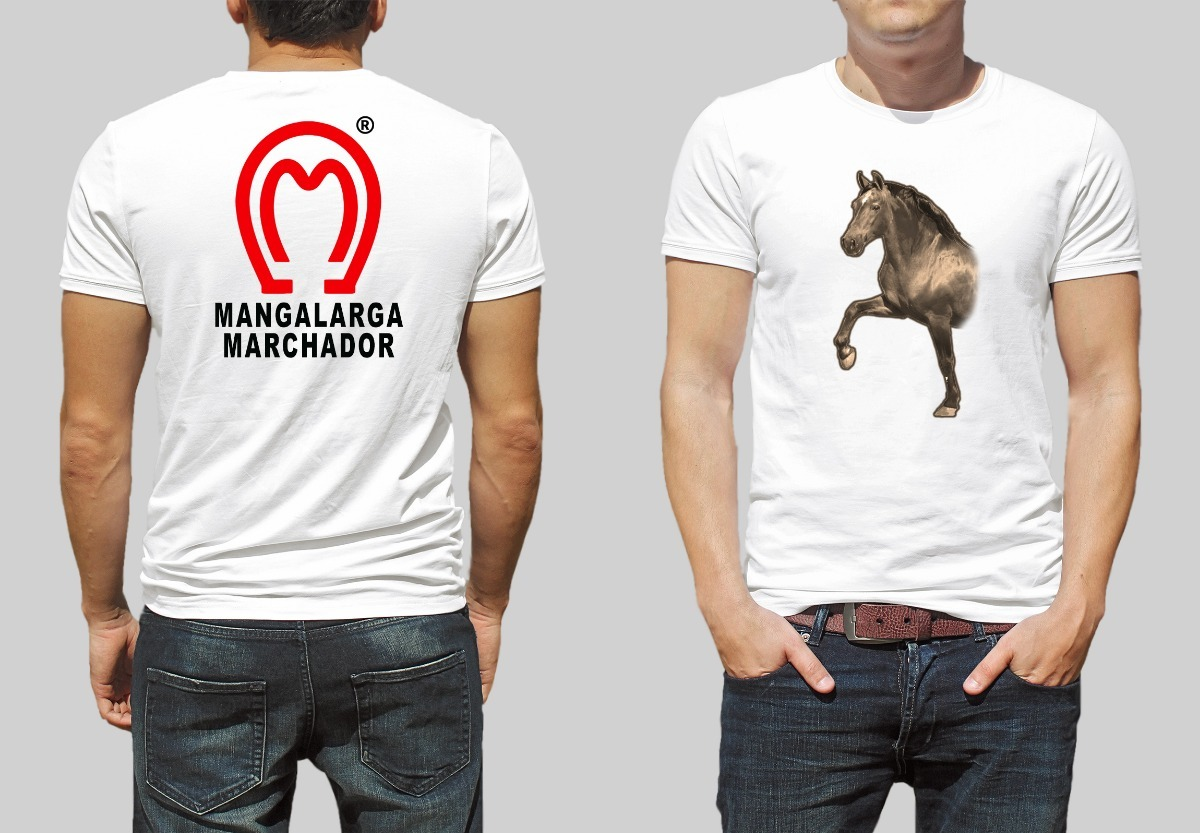 camiseta mangalarga marchador manga larga country cowboy. Carregando zoom. e51418356ba