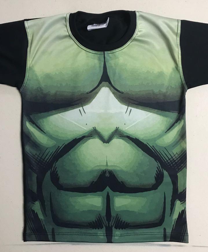 Camiseta Mao Do Hulk Peitoral Hulk Personalizada R 59 90 Em