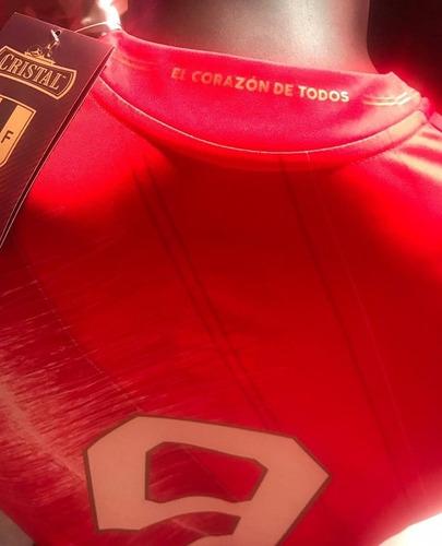 camiseta marathon perú cristal corazon 2019 copa america