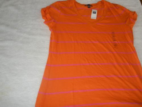 camiseta marca gap talla m